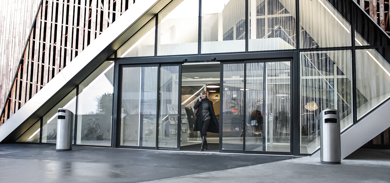 Nabtesco accessibility innovations group automatic doors
