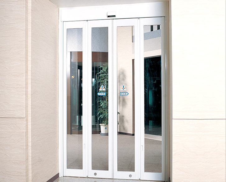 Mini fold α door package products product