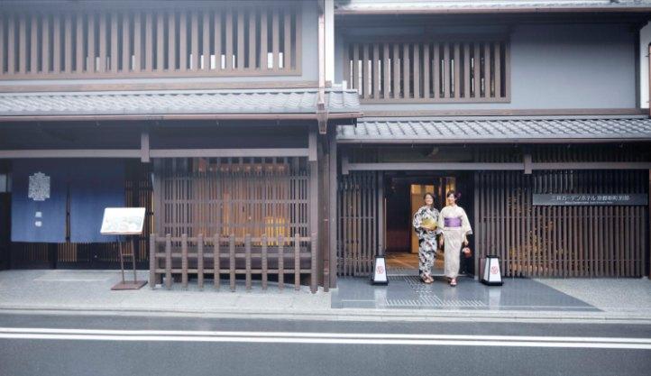 Amazing Mitsui Garden Hotel Kyoto Shinmachi Bettei